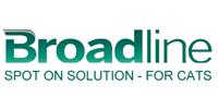 Logo Broadline voor katten